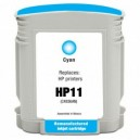 HP 11 - Cyan - 34 ML